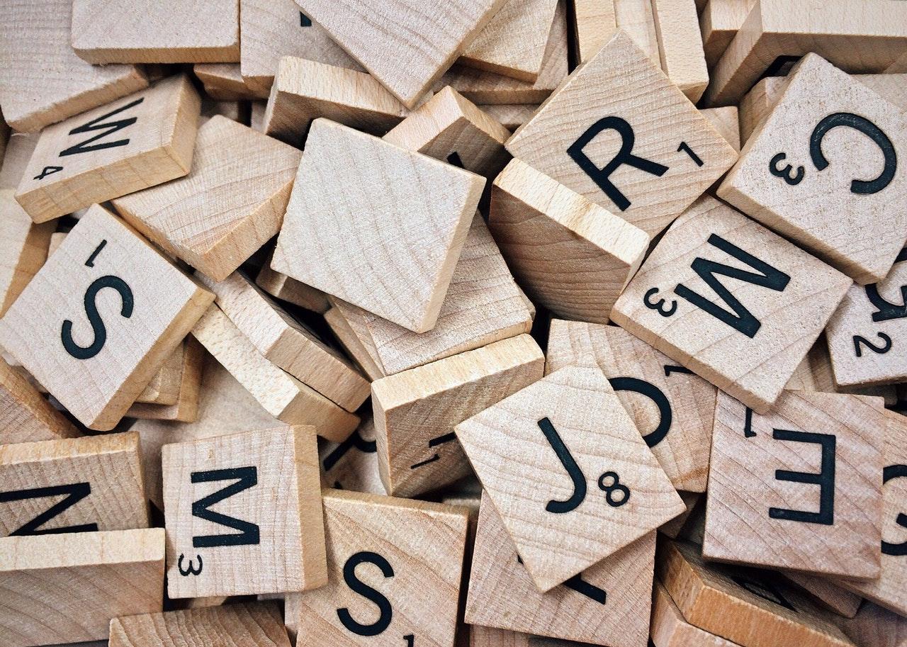 words, scrabble, linguistics, translation, copywriting